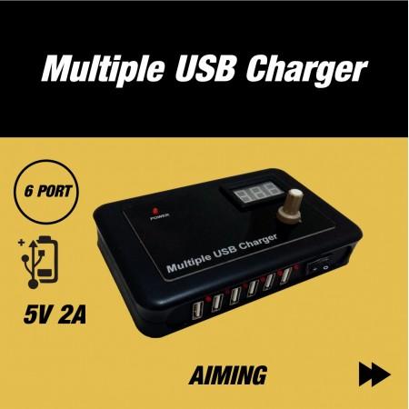 هاب شارژر USB